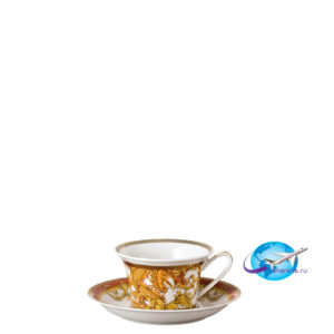 Cup & saucer 4 low