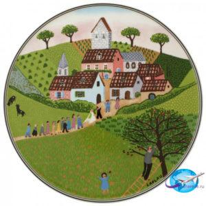 villeroy-boch-Charm-and-Breakfast-Design-Naif-Tortenplatte-30cm-30