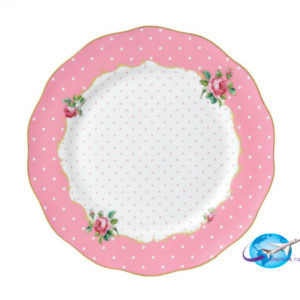 royal-albert-cheeky-pink-vintage-plate-652383749900