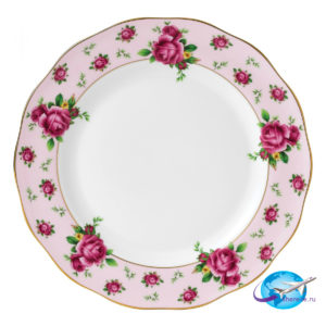 royal-albert-new-country-roses-pink-vintage-plate-652383736498