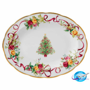 royal-albert-old-country-roses-christmas-oval-platter-652383741454