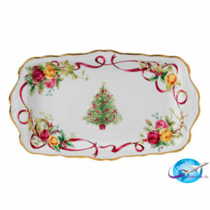 royal-albert-old-country-roses-christmas-sandwich-tray-652383741508