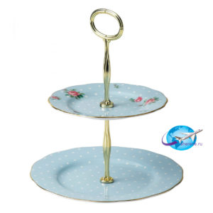 royal-albert-polka-blue-vintage-2-tier-cake-stand-652383736214