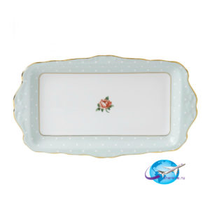 royal-albert-polka-rose-vintage-sandwich-tray-652383739512