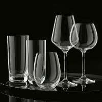 Стаканы, бокалы для вина и бара (Trinkglas, Wein & Bar)