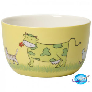 villeroy-boch-Farm-Animals-Mueslibowl-30