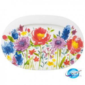 villeroy-boch-Anmut-Flowers-Platte-oval-34cm-30