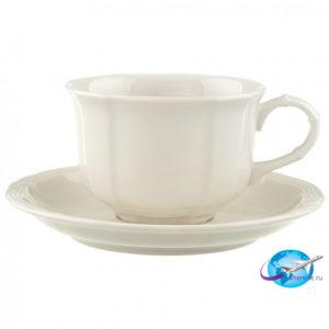 villeroy-boch-Manoir-Teetasse-mit-Untertasse-2tlg