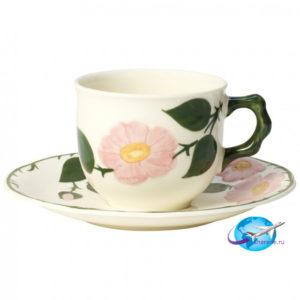 villeroy-boch-Wildrose-Kaffeetasse-mit-Untertasse-2tlg