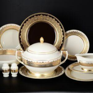 Constanza Agadir Brown Gold